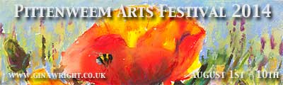 Pittenweem Arts Festival 2014